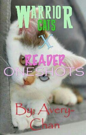 Warrior Cats X Reader (OLD) - Firestar x Medicine cat!Reader