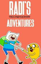 Приключението На Ради by FreeCandyEveryDay