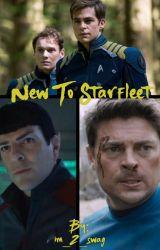 New To Starfleet {Star Trek} by im_2_swag