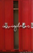 Invigilator | l.h | [EDITING] by myimaginationkillsme