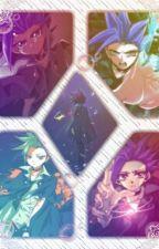 Arc V:A Cinderella Story(Yuto X Reader) by yuna_sakaki