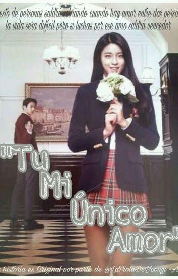 """Tu Mi Único Amor"" ❤ [JungKook]"