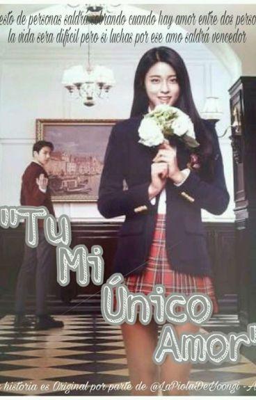"(BTS)(JungKook Y Tu)""Tu Mi Único Amor"" ❤  [Lemon]"
