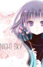 Night Sky [Toshiro Hitsugaya] TAMWAN by Tamwan