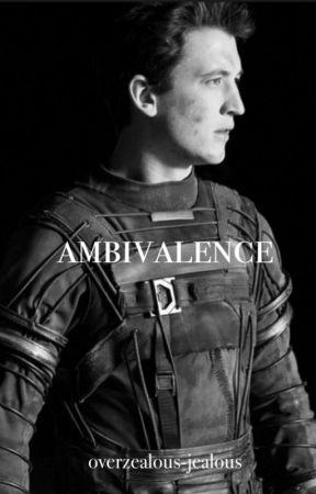 Ambivalence (Peter Hayes) by turtletori3