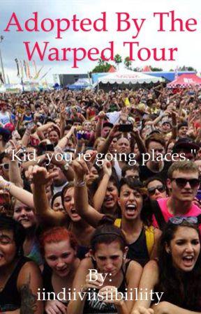 Adopted by The Warped Tour?! by iindiiviisiibiiliity