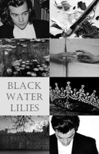 Black Water Lilies by Maggiewhx