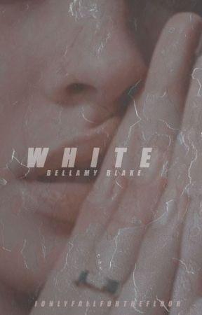 White - Bellamy Blake - 2 by ionlyfallforthefloor