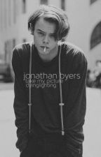 Jonathan Byers x Reader by _Rorschach_