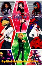Spioni : Ladybug si Chat Noir by GiuliaLupuBeatrice