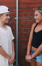 Jenzie:  (a Mackenzie Ziegler and Johnny Orlando fan-fic by xxkenzisxx