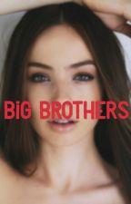 Big Brothers by FaithPillbeam