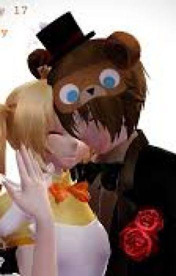 Un amor sin igual Freddy x Chica