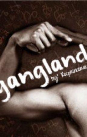 Gangland. by Bhettiboop
