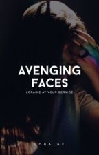 Avenging Faces  by cerealizing