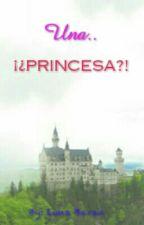 ¿Una Princesa? - MLB Adrienette/LadyNoir by Luna-0217