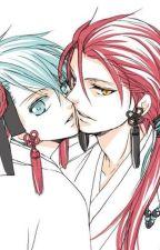 (Akakuro) Nơi xả ảnh và đăng thông báo by Akashi_Yuki_99