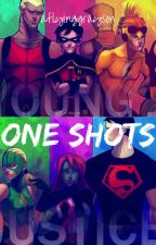 Young Justice One Shots by xx-Danger