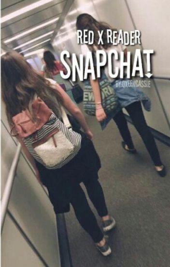 Snapchat//RedVacktor x Reader