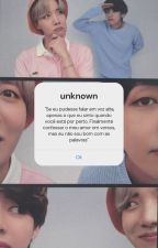 Unknown - Vhope by myworldbts