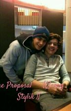The Proposal{(Zarry Stylik)} by animeshore
