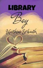 Library Boy by Happyharshini