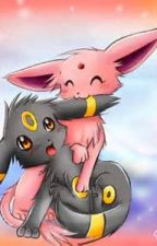 Umbreon x Espeon - Clash of Clans - A Love Story by AwakenedLegends