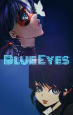 Blue Eyes  by ZafiroAngelina