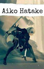IA HATAKE -- Crossover DBZ    by ---Asuna---