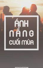 [MonV/NamTae] Ánh Nắng Cuối Mùa by fantasticrm