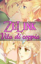 Zelink : Vita di coppia by Zelda-di-Hyrule