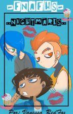 N.Freddy & OC, N.Bonnie & Tu, N.Foxy & Tu -FNAFHS- by Vanessa_Redfox_