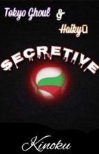 Secretive (Haikyū!! And Tokyo Ghoul AU) by kinokuwrites