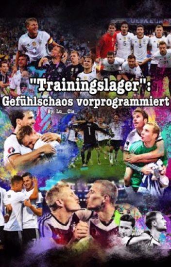 """""""Trainingslager"""" : Gefühlschaos vorprogrammiert!"""