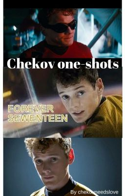 My Pasha (Pavel Chekov) - LuckyLuckyClover - Wattpad