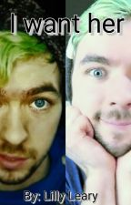 I Want Her (Antisepticeye X Reader) by faangiirl_storiies