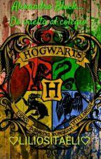 Alexandra Black... De vuelta al colegio ( Harry Potter Hogwarts)  by LILIOSITAELI