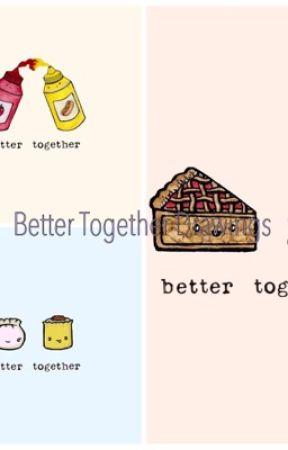 better together drawings dumpling soy sauce wattpad