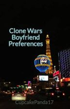 Clone Wars Boyfriend Preferences (On Hold) by CupcakePanda17