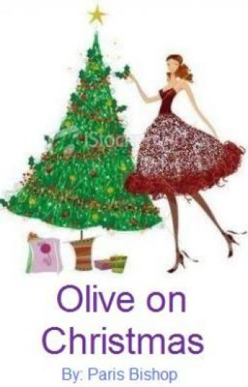 Olive on Christmas