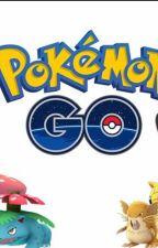 Pokémon Go by elenamorales158