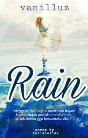 Rain by vanilluz