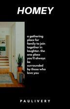 Kau Memanggilnya Rumah by paulpa97