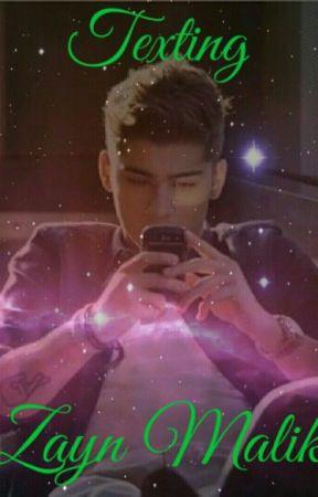 Texting Zayn Malik by Zquad_HoldMeDown