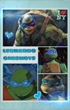 Leonardo X Reader One Shots (Requests Open) by KiwiTurtle17