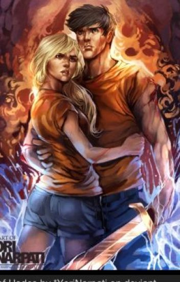 Percabeth at hogwarts