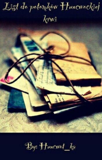 List Do Potomków Huncwockiej Krwi