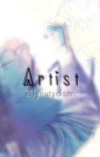 Artist [Frerard] by xoTragician