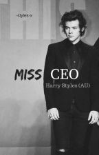 Miss CEO | Harry Styles (AU) by -styles-x