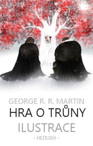 George R. R. Martin - Hra o trůny - ilustrace